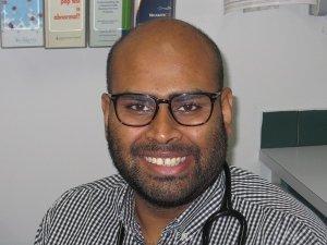 Dr. Varun Kommidi M.D., BBiomdSc